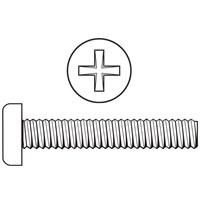 18-8 Stainless Steel Pan Head Phillips Machine Screws